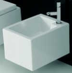 Биде Althea Ceramica Design Plus 40059 подвесное